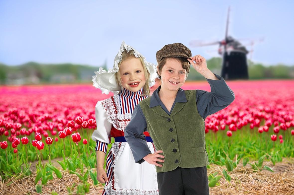 Ik hou van Holland kinderfeestje themakist