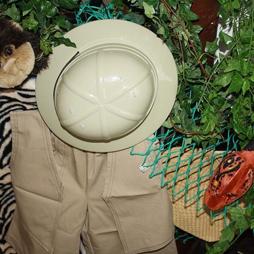 Jungle kinderfeest