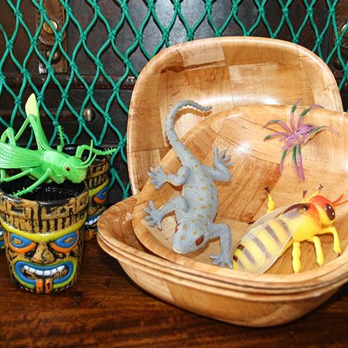 Jungle kinderfeestje