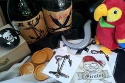piratenthema kinderfeestje