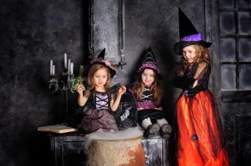 heksen thema regio Leiden kinderfeestje