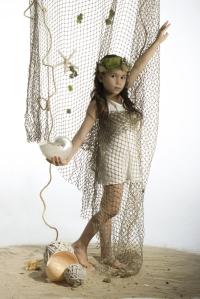 Diep in de zee thema kinderfeestje