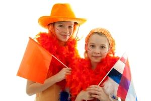 Ik hou van Holland themakist kinderfeestje