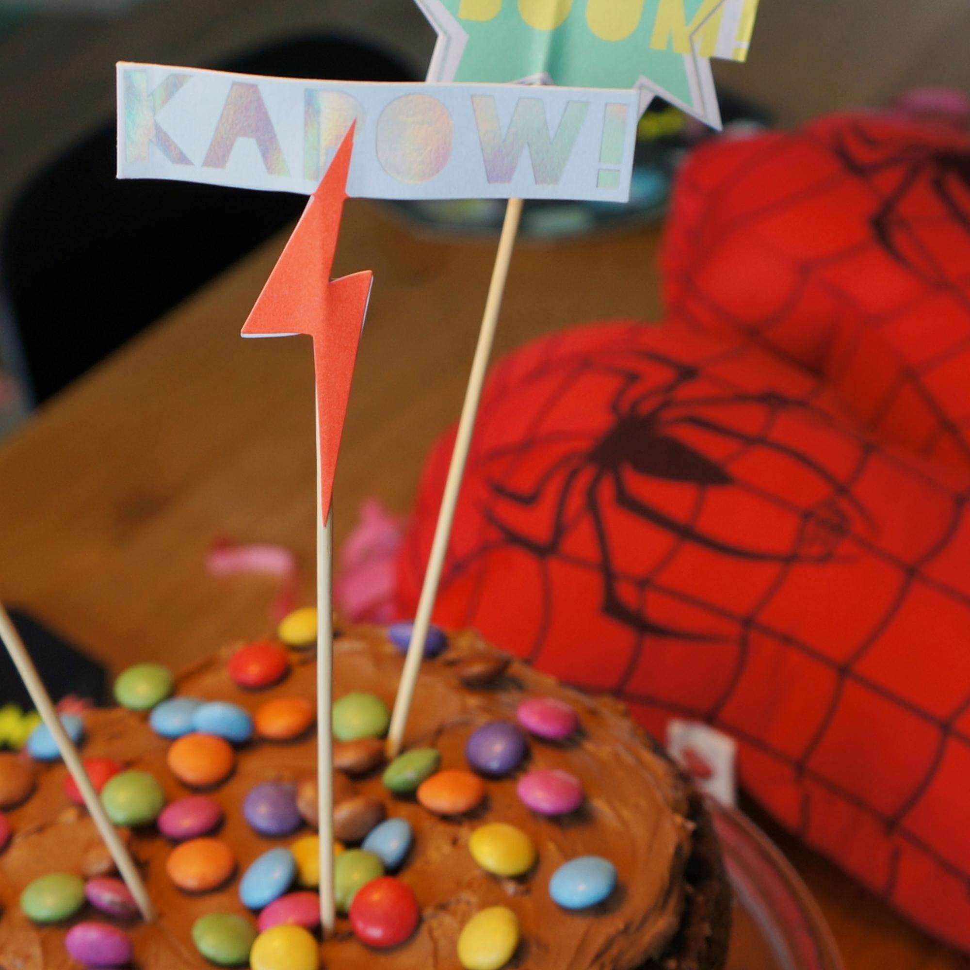 Themakist kinderfeestje Leiden