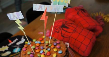 Superhelden Spiderman 2