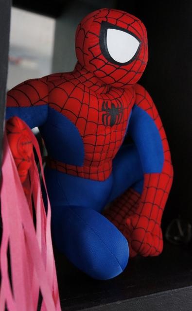 Superhelden spiderman