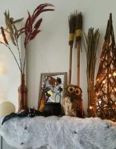 Heksenfeest decoratie