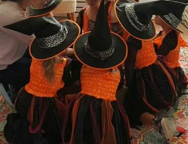 Heksenfeest verkleedkleding