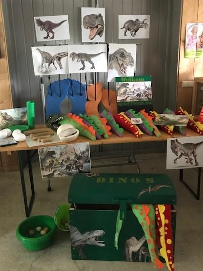 Dinofeestje Leiden