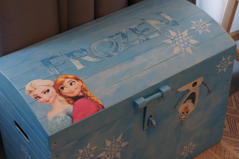 Frozen kinderverjaardag Leiden