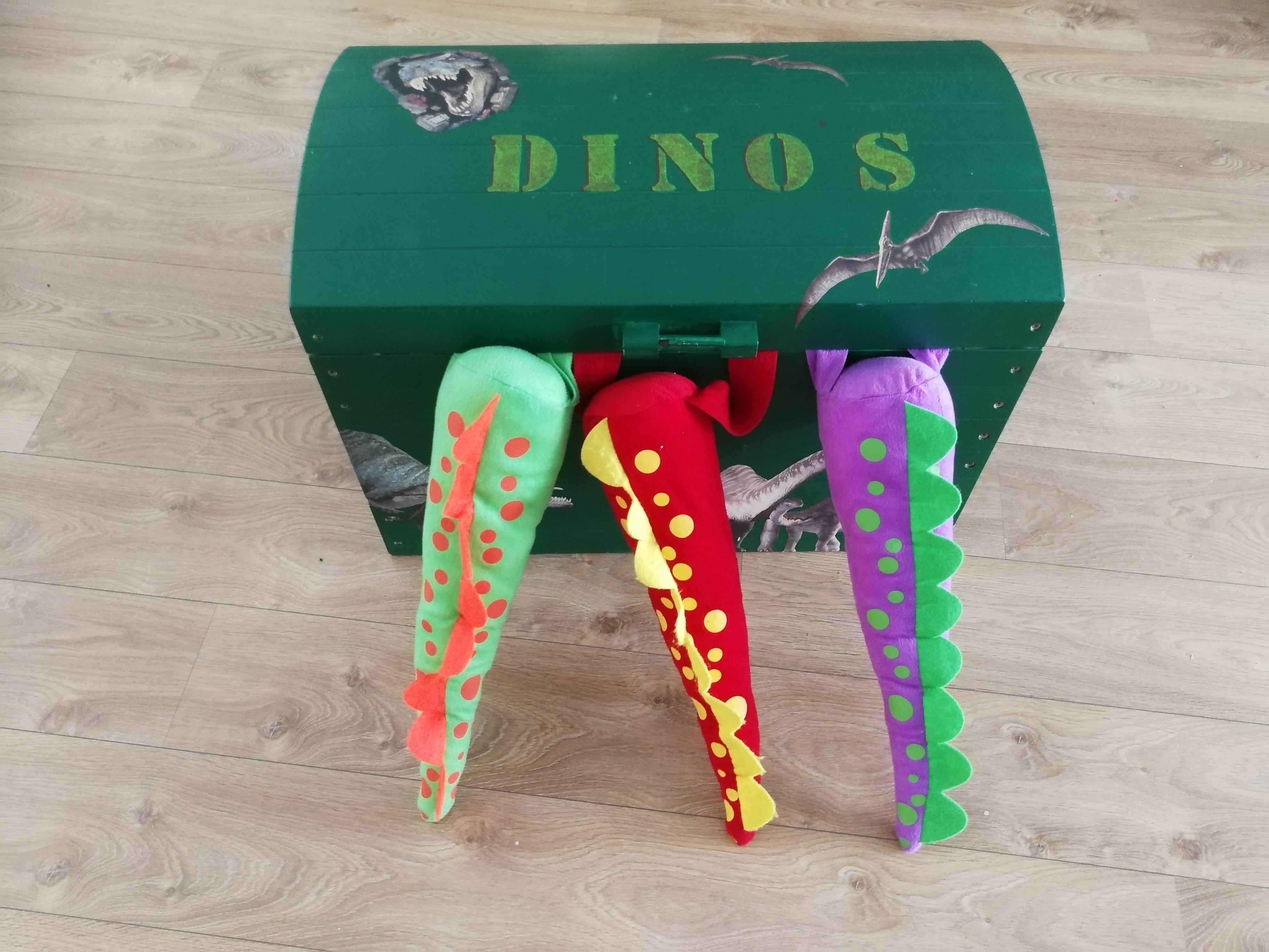 Dinofeestje themakist