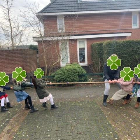 Junglefeest kinderfeest Leiden omgeving