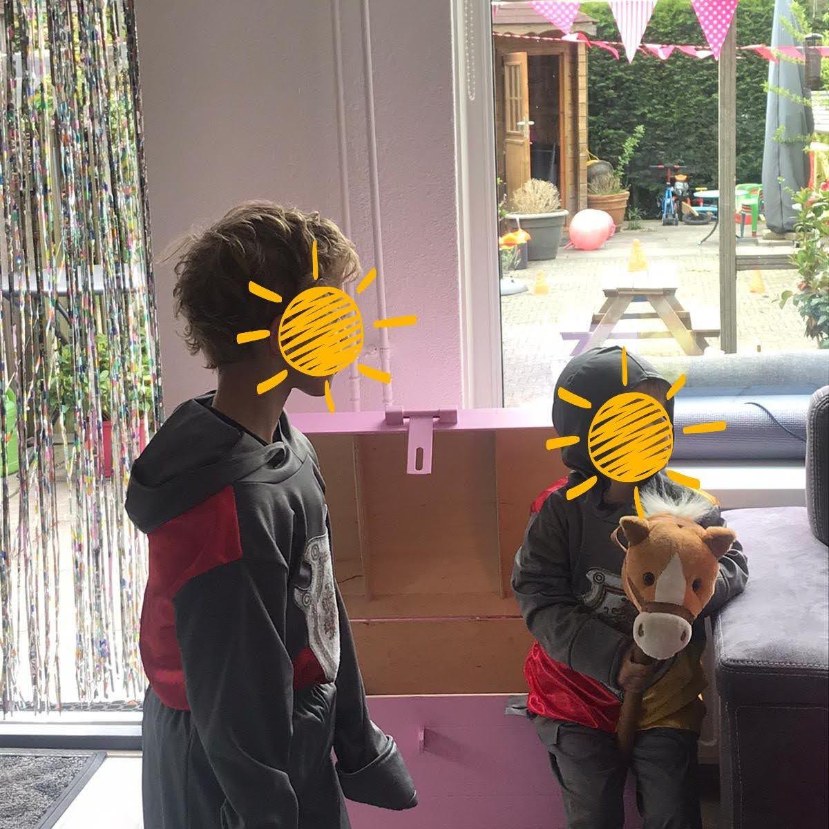 Prinsessen themafeestje Leiden en omgeving