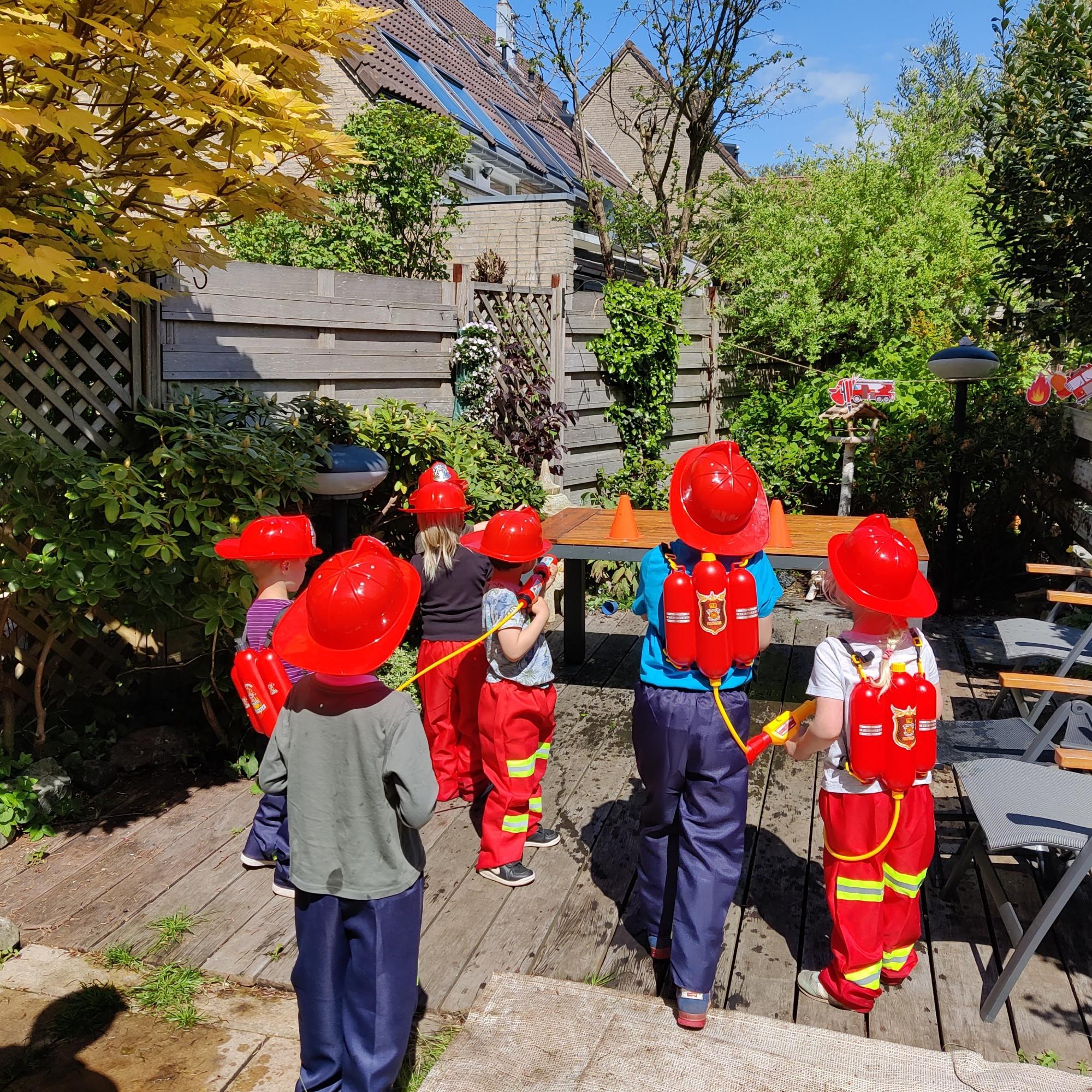 brandweerverjaardag kinderfeest